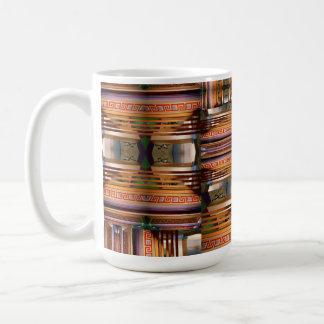 Architektonische Wiederholungs-Tasse #2 Kaffeetasse