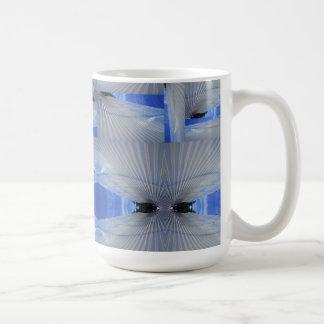 Architektonische Wiederholungs-Tasse #3 Kaffeetasse