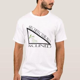 Architektur- geneigt T-Shirt