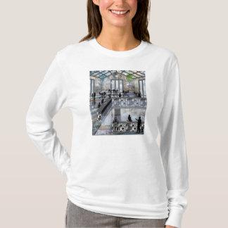 Architektur-Glas-Ansicht T-Shirt