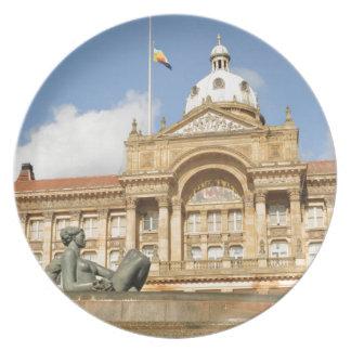 Architektur in Birmingham, England Teller