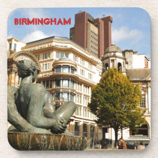 Architektur in Birmingham, England Untersetzer