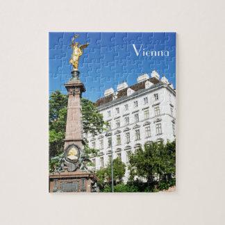 Architektur in Wien, Österreich Puzzle