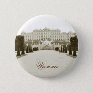 Architektur in Wien, Österreich Runder Button 5,1 Cm