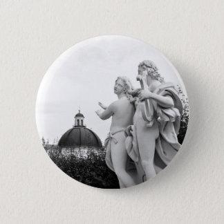Architektur in Wien, Österreich Runder Button 5,7 Cm