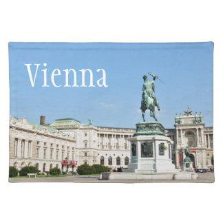 Architektur in Wien, Österreich Tischset