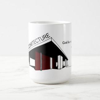 Architektur: Mies van Der Rohe Kaffeetasse