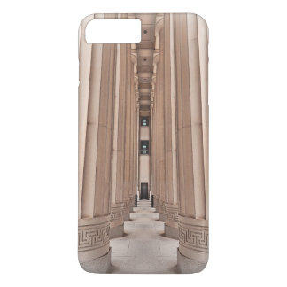 Architekturbahn der Säulen iPhone 8 Plus/7 Plus Hülle