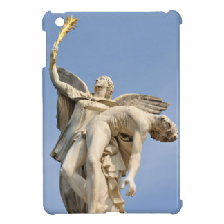 Architekturdetail der Statue in Berlin, iPad Mini Hülle