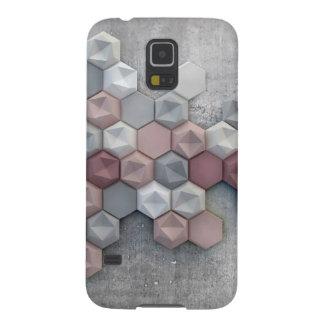 Architekturhexagon-Samsung-Galaxie S5 Samsung S5 Cover