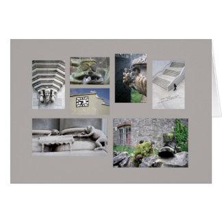 Architekturkarte Karte