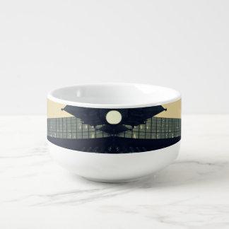 Architektursuppen-Tasse des detail-#1 Große Suppentasse