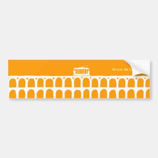 Archs von Lapa Rio Autoaufkleber