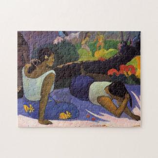 Arearea kein Varua Ino - Paul Gauguin Puzzle