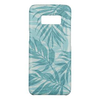 Arekanuss-Palmen-hawaiisches tropisches Vintages Case-Mate Samsung Galaxy S8 Hülle
