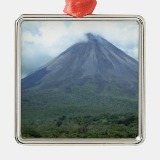 Arenal Silbernes Ornament