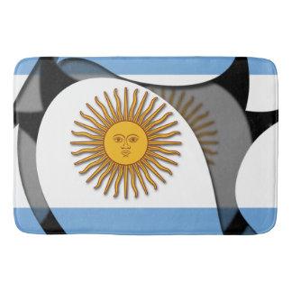 Argentinien #1 badematte