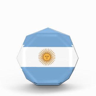 Argentinien Acryl Auszeichnung