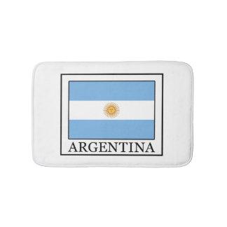 Argentinien Badematte