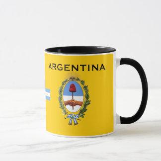 Argentinien- - Buenos- Airesprovinz-Flaggen-Tasse Tasse