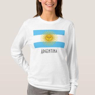 Argentinien-Flagge, Argentinien T-Shirt