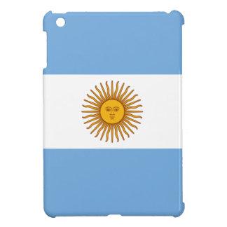 Argentinien-Flagge - Bandera Argentinien iPad Mini Hülle
