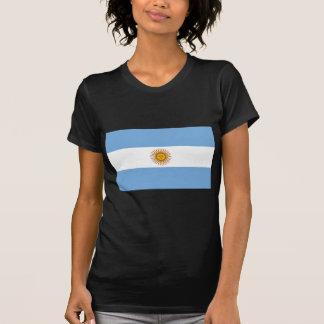 Argentinien-Flagge T-Shirt