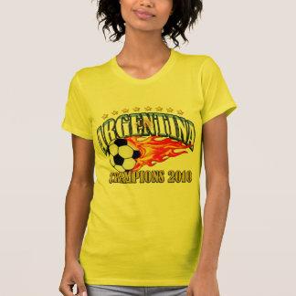 Argentinien-Fußball T-Shirt