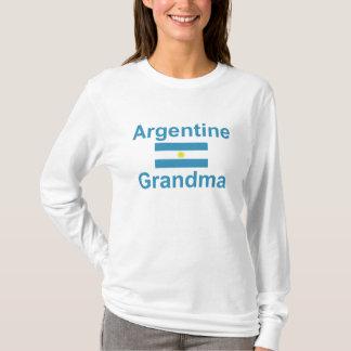 Argentinien-Großmutter T-Shirt