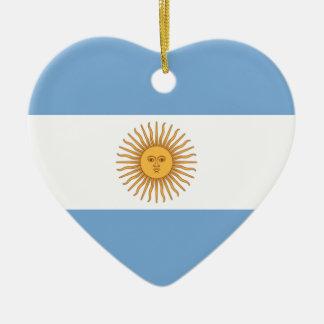 Argentinien Keramik Ornament
