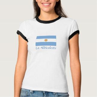 Argentinien-La Albiceleste T-Shirt