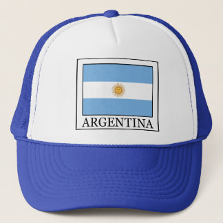 Argentinien Truckerkappe