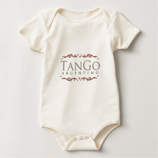 Argentinischer Tango Baby Strampler