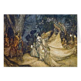 Argument Oberon und des Titania kundengerechter Karte