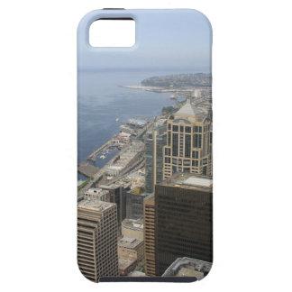 Arial Ansicht von Seattle Hülle Fürs iPhone 5