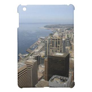 Arial Ansicht von Seattle iPad Mini Hülle