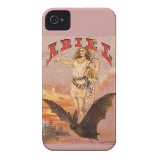 Ariel BlackBerry-Kasten-Abdeckung iPhone 4 Etuis