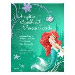 Ariel-Geburtstags-Einladung