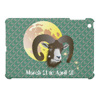 Aries March 21 to April 20 iPad Mini Hülle
