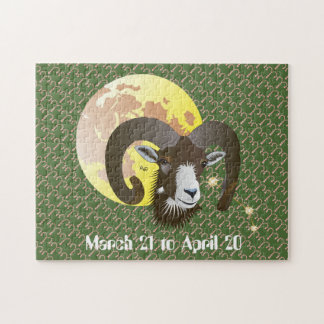 Aries March 21 to April 20 Puzzles