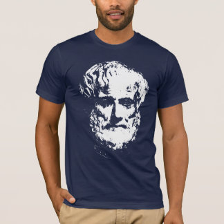 Aristoteles-Dunkelheits-T - Shirts