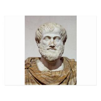 Aristoteles Postkarte