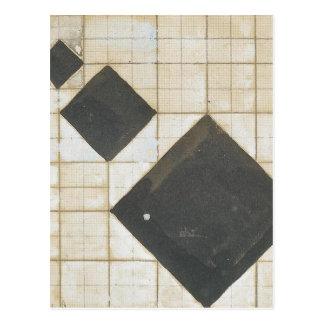 Arithmetische Zusammensetzung durch Theo van Postkarte