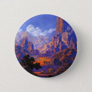Arizona-Berge Runder Button 5,7 Cm