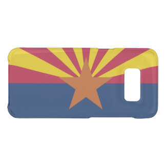 Arizona-Flagge Get Uncommon Samsung Galaxy S8 Hülle
