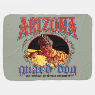Arizona-Gila-Krustenechse Baby-Decke
