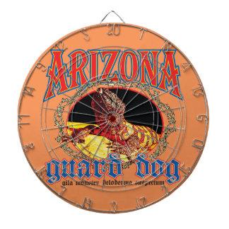 Arizona-Gila-Krustenechse Dartscheiben