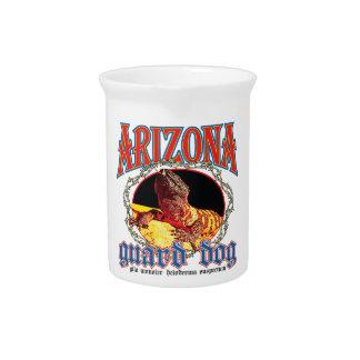 Arizona-Gila-Krustenechse Getränke Krug