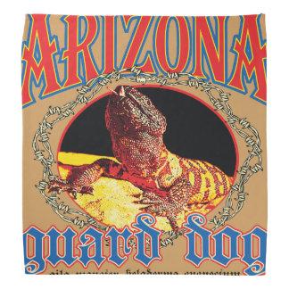 Arizona-Gila-Krustenechse Halstuch