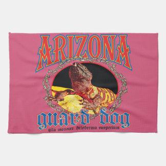 Arizona-Gila-Krustenechse Handtücher
